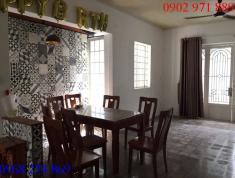 Cho thuê nhà đường 62, P Thảo Điền, Q2 giá 1000$/ 1 tháng