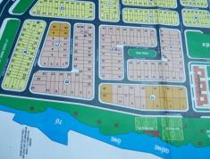 Cần chuyển nhượng nền biệt thự sổ đỏ 340m2 KDC Đông Thủ Thiêm Q2 35 tr/m2