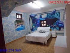 Cho thuê Villa để ở hoặc làm văn phòng 30m*20m Nguyễn Văn Hưởng