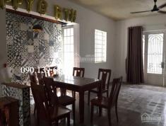 Cho thuê nhà phường Thảo Điền. 250m2, 4 phòng ngủ, giá 23 triệu/tháng