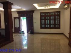 Cho thuê biệt thự đường Nguyễn Quý Cảnh, P.An Phú, Quận 2. Diện tích 680m2, giá 50 tr/th