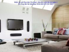 Cho thuê villa sân vườn, 8x22m, trệt 2 lầu 4PN, số 222 An Phú, Q.2