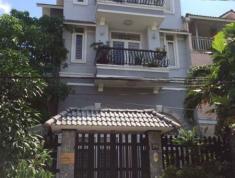 Cho thuê biệt thự 8x15m, đường 20, P.Bình An, Q2. Giá 52.5 triệu/th