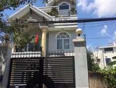 Cần cho thuê gấp villa đường số 7, An Phú. 10x20m, hầm, trệt, 2 lầu