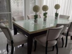 Cho thuê villa đường 17, An Phú, đủ nội thất, giá 60 triệu/th