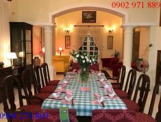 Cho thuê villa đường 12, P.Bình An, Q2 với giá 58.8 triệu/tháng