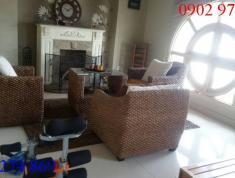 Cho thuê villa đường số 3, P.Thảo Điền, Q2. Giá 52.5 triệu/tháng