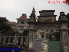 Cho thuê biệt thự lâu đài 1600m2, đường số 10, P.Thảo Điền, Q2