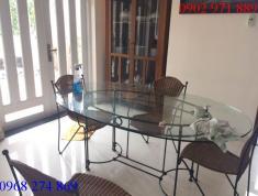 Cho thuê nhà 4 lầu đường 19, P.Bình An, Q2. Giá 40 triệu/tháng