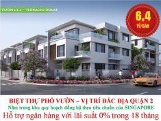 Khuyến mãi khủng khi mua nhà tại Phố Đông Village, 0985.895.358