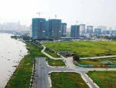 Bán lô đất mặt tiền sông Sài Gòn, Q.2, khu Thạnh Mỹ Lợi, 152 tr/m2. 0907851655