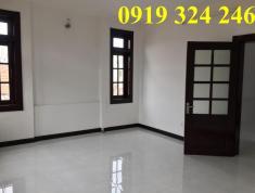 Cho thuê villa Thảo Điền, 1 trệt 1 lầu, sân rộng, nhà trống, giá 56.7 triệu/th