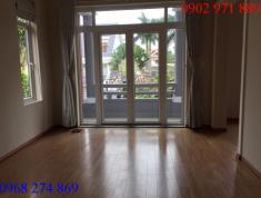 Cho thuê biệt thự, trệt 2 lầu, 6PN, đường Ngô Quang Huy, Thảo Điền, Q2