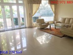 Cho thuê villa đường G4, P.Bình An. Giá 34 tr/th