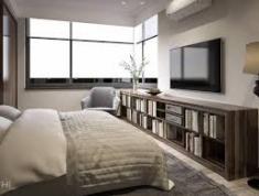Cho thuê nhanh CHCC Tropic Garden quận 2, 2 phòng ngủ, 17 triệu/th, nhà rất đẹp