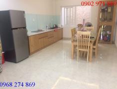 Cho thuê nhà (4,5x20m), đường 14, P.An Phú, Q2, nhà trệt 2 lầu