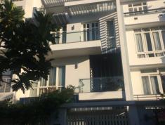 Cho thuê nhà mặt tiền đường (trệt 2 lầu, 5PN), phường An Phú, Q2 giá 27 triệu/tháng