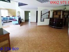 Cho thuê nhà (14x16m) có sân rộng, thoáng mát đường Nguyễn Ư Dĩ, Thảo Điền, Q2