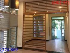Cho thuê biệt thự có sân vườn hẻm đường Xuân Thủy, P.Thảo Điền, Q2