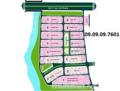 Bán đất nền dự án Thế Kỉ 21, Quận 2, lô E, sổ đỏ giá 63 tr/m2. 09.09.09.7601