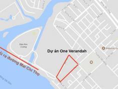 Bán căn hộ One Verandah ngay UBND, Q. 2, view sông. Giá 45 tr/m2