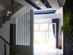 Nhà phố mới xây, DTSD 142m2, 2 lầu, NTCB, Nguyễn Trung Nguyệt, Q2. 0938348877 chính chủ.