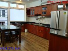 Cho thuê nhà trệt + 2 lầu, sân thượng đường 14, P.An Phú, Q2, full nội thất