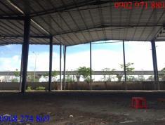 Cho thuê kho 130m2, đường 12, P. Bình An, Q2. Giá 90.000đ/m2/tháng