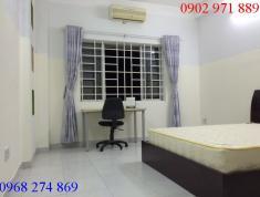 Cho thuê phòng trọ 32m2 trong nhà phố đường 31D, An Phú, Q2, đầy đủ nội thất