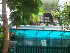 Cho thuê nhà 32A đường Trần Lựu, An Phú An Khánh, Q.2. 4x20m, 1 trệt, 2 lầu