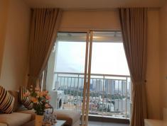 Bán căn hộ Tropic Garden, 2PN, view sông, full nội thất