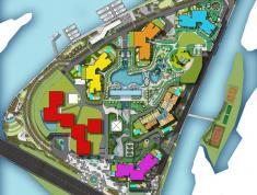 Bán căn hộ Đảo Kim Cương Q.2, tháp Bora Bora, B-16.10, 3 phòng ngủ, view sông SG, cầu PM, 5.7 tỷ