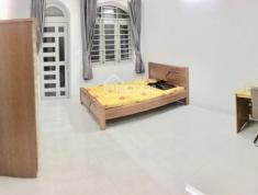Căn hộ trọ studio cho thuê đầy đủ nội thất tại Trần Não, quận 2, DT 35m2, free chỗ để xe