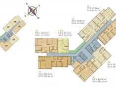 Bán căn hộ 1 phòng ngủ, 55m2 tháp Hawaii, Đảo Kim Cương Q.2, lầu 11, giá thấp nhất 2.85 tỷ (VAT)