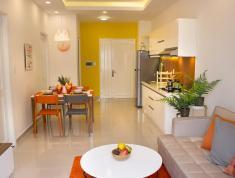 Cho thuê căn hộ Bộ Công An, quận 2, 2PN, full nội thất, nhà đẹp, giá 12 triệu/th
