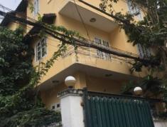 Nhà cho thuê nhà góc 2 mặt tiền đường Nguyễn Bá Huân, giá 34 triệu/tháng