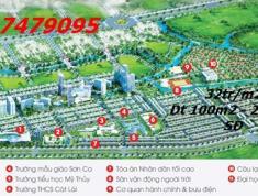 Bán đất nền dự án Invesco Cát Lái, Q. 2, dự án mới, sổ đỏ riêng, giá từ 32tr/m2. LH 0917479095