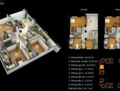 Chính chủ cần bán lại căn hộ Imperia, tầng 11, 135m2 4,6 tỷ. LH: 0965806650