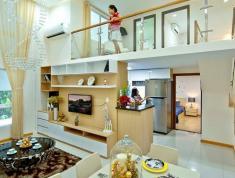 Cần cho thuê căn hộ đẹp có tầng lửng, mới 100% La Astoria, Q2. DT 83m2