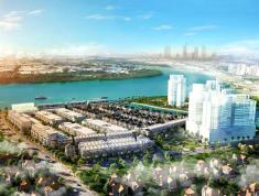Nền nhà phố Saigon Mystery Villas, 9.005 tỷ/nền 100m2, giảm tới 16.13%, SHR, trả chậm có NH cho vay