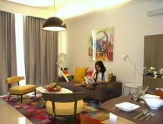 Cho thuê căn hộ Cantavil Q2, 98m2, 3 phòng ngủ, thoáng mát, giá 15.5 triệu/tháng