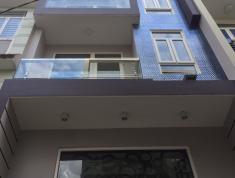 Bán nhà quận 2 hướng Đông Nam, trệt, lửng, 2 lầu, sân thượng, 4PN, 3WC, full nội thất