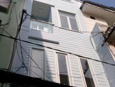 Cần tiền bán gấp nhà 1 trệt + 3 lầu, Nguyễn Thị Định, phường Cát Lái, Quận 2, TPHCM