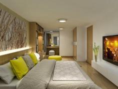 Cho thuê căn hộ Bộ Công An, quận 2, giá chỉ 9 triệu/th, 2PN, nhà trống