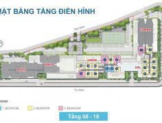 Bán CHCC dự án One verandah, Mapletree Singapore, giá chỉ 2.3 tỷ/căn. PKD 0938381412