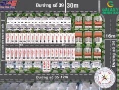 Bán đất thổ cư 100%, đường Trần Não, Bình An, quận 2, đường lớn 10m
