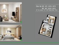 Bán căn hộ tại dự án Homyland 3, Quận 2, diện tích 75m2, giá 28 triệu/m2