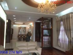 Villa full nội thất đường Nguyễn Văn Hưởng, Q2, cần cho thuê 132 triệu/th
