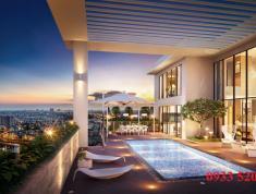 Căn hộ dạng biệt thự trên không Sky Villa, định nghĩa mới cho sự xa hoa thượng đỉnh