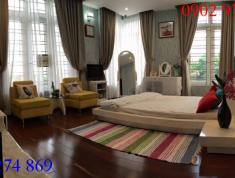 Villa hồ bơi, sân vườn đường 42, Thảo Điền, Q2. Cho thuê 66 triệu/th